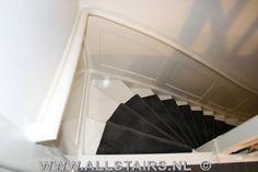 Houten jaren 30 trap met lambrisering | Allstairs Trappen Benelux Stairs, Home Decor, Google, Stairway, Decoration Home, Staircases, Room Decor, Stairways, Interior Design