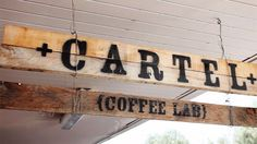 When you're in the Tempe,AZ area check out: Cartel Coffee