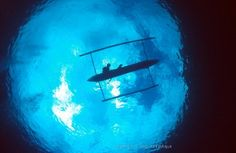 Canoe from Below « AdamAqua Marine Underwater Photography