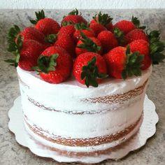 Naked cake....