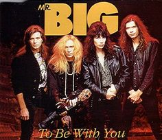 MR.BIG To Be With You