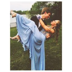 Charming Prom Dress,Chiffon Prom Dress,Beading Prom Dress,blue Evening Dress,modest Prom Dresses - 2020 New Prom Dresses Fashion - Fashion Of The Year Prom Pictures Couples, Prom Couples, Prom Photos, Prom Pics, Cute Homecoming Pictures, Teen Couples, Cute Couple Pictures, Couple Pics, Maternity Pictures