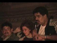 13 Abril de 2002 / Nicolás Maduro junto al pueblo venezolano exigen libertad del Comandante Chávez