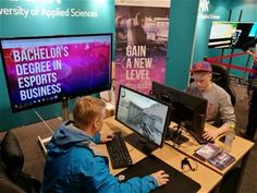 Kajaani University will offer esports business degree taught in English