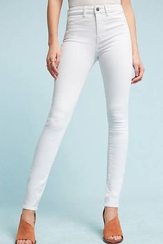 M.i.h. Bodycon Mid-Rise Skinny Jeans