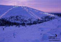 Ylläs. photo: Arto Komulainen. #filmlapland #arcticshooting #finlandlapland
