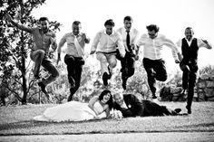 """love the """"fun"""" wedding photos"""
