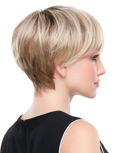 asymmetric pixie wig - Google Search
