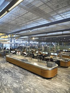 Image 13 of 82 from gallery of Oslo Airport Expansion / Nordic Office of Architecture. Photograph by Knut Ramstad Oslo Airport, Architecture Photo, The Expanse, Airports, Gallery, Aviation, Photograph, Norway, Home