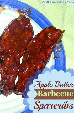 Spicy Apple Butter BBQ Pork Cupcakes Recipe — Dishmaps