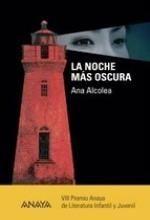 Último libro de la autora Ana Alcolea. Premio de Literatura Infantil y Juvenil