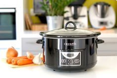 Es impresionante lo bien que se hacen los platos de cuchara en una Crock-Pot ®, por eso queremos enseñaros que es la cocción lenta en una slow cooker.