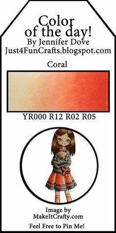 Image result for copic color of the day