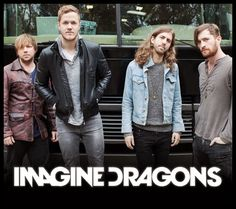 NOTÍVAGOS O DIA PELA NOITE: IMAGINE DRAGONS BANDA DE ROCK ALTERNATIVO