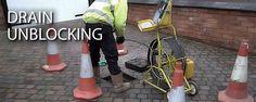 Drain jetting & drain CCTV