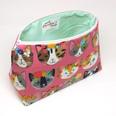 Cat Themed Gifts Crazy Cat Lady Bag Makeup Organizer School
