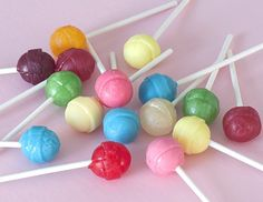 Image via We Heart It https://weheartit.com/entry/157592530 #colorful #food #lollipops #photography #sweets #kiiwyyo