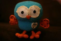 Six Little Mice: Giggle and Hoot Crochet Pattern
