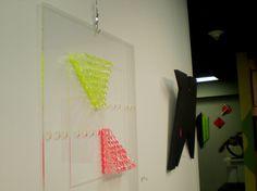 Renato Milo 'Untitled' Clear / red / green', 2010, MADI Art Museum and Gallery, Dallas