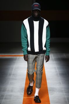 MSGM Fall 2017 Menswear Collection Photos - Vogue