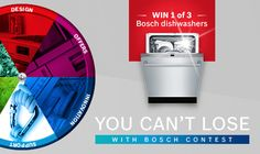 I just entered the Get More Bosch In Your Life Contest! *Daily Entry* Ends