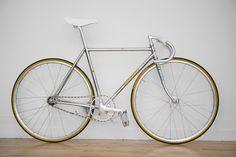 silver bike  ~ETS