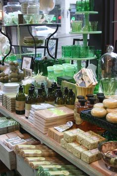 I am flat out thrilled to introduce you to my favorite home and accessories store in Seattle: Watson Kennedy Fine Living. I feel like a kid in a candy shop every time I walk in the door. Exotic soaps, lush table linens, lavish teas, and stunning glassware fill every last inch of space.