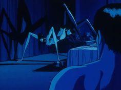 ANIME: Wicked City classic demon Anime loaded with succubi, gore and tentacles. Old Anime, Manga Anime, Anime Art, Cyberpunk Aesthetic, Arte Cyberpunk, Wicked City Anime, Hard Rock, Dark City, Film Inspiration