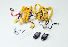 h4 100w ceramic fused pnp heavy duty automotive wiring harness rh pinterest co uk