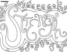 word coloring pages - Inspirational Word Coloring Pages