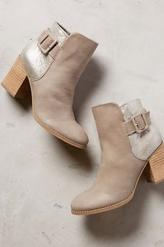 Margot Booties #anthropologie