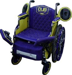 9 Awesome Wheelchair Accessories You Need to Know About. My nephews would love to have the plat form to stand on in the back of my chair. They usual have to stand on the wheelly bars in the back. When they were really small I had one standing on the back & one sitting on the arm rest.