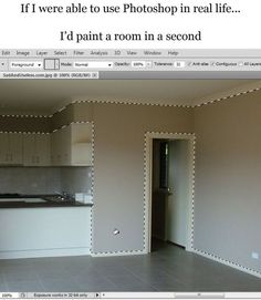 Photoshop in real LIFE