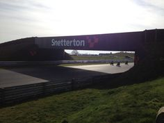 Snetterton Race Circuit in Snetterton, Norfolk