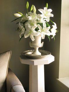 Simple Lilies by Eddie Ross