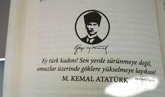 Ataturk Quotes, Galaxy Wallpaper, Beautiful Words, Sentences, I Am Awesome, Tumblr, Sayings, My Love, Aga
