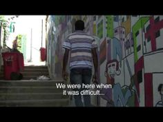Multiple Exposure: The Favela Will Not Be Silent - YouTube
