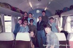 Retro Galleries – Old School Hooligan Pics Football Hooliganism, British Football, Manchester United Football, School Football, Manchester City, Man United, Brighton, 1980s, Old School