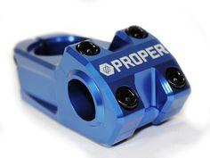 "Proper Bikes ""Acala "" Topload Stem | kunstform BMX Shop & Mailorder - worldwide shipping"
