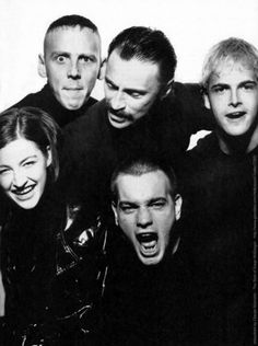Trainspotting | Ewen Bremner, Robert Carlyle, Jonny Lee Miller, Kelly Macdonald & Ewan McGregor