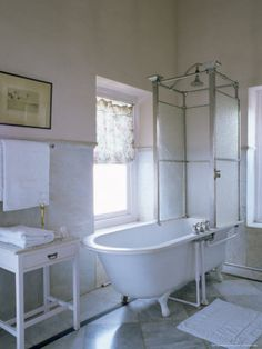 One of the Original Bathrooms from the 1930s and 1940s, Udai Bilas Palace Photographic Print