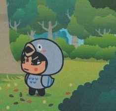 Cartoon Icons, Cartoon Memes, Cartoons, Cute Anime Pics, Cute Anime Couples, Anime Gifs, Anime Art, Aesthetic Art, Aesthetic Anime