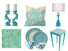 turquoise color all things turquoise home decor accessories ideas homedecorincom