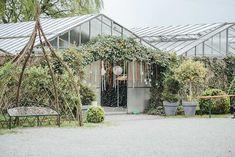 Hochzeitslocation - Heiraten in Stuttgart auf dem Sonnenhof- Gewächshaus!