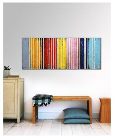 Painting Abstract Art Canvas Wall art Colors on by RonaldHunter