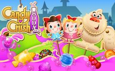 Candy Crush Saga. It has become very popular in a very short period of time. This game mania has got many addicted to it. For some, it is a pass time, and for some it is a challenge while for others it is something that takes their mind away from tensions.