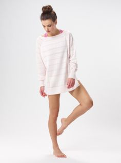 Vitality L/Slv Knitted Jumper - http://www.sweatybetty.com/vitality-l-slv-knitted-jumper-prodsb600_whitewash/