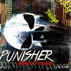 Punisher Spoon Skull. Awesome!!!