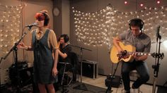 """Florence and the Machine perform """"Drumming Song"""" live in the KEXP studio. Recorded 4/16/10. host: Kevin Cole engineer: Kevin Suggs cameras: Jim Beckmann & Pa..."""