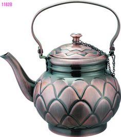 Stainless Steel Arab Tea Pot